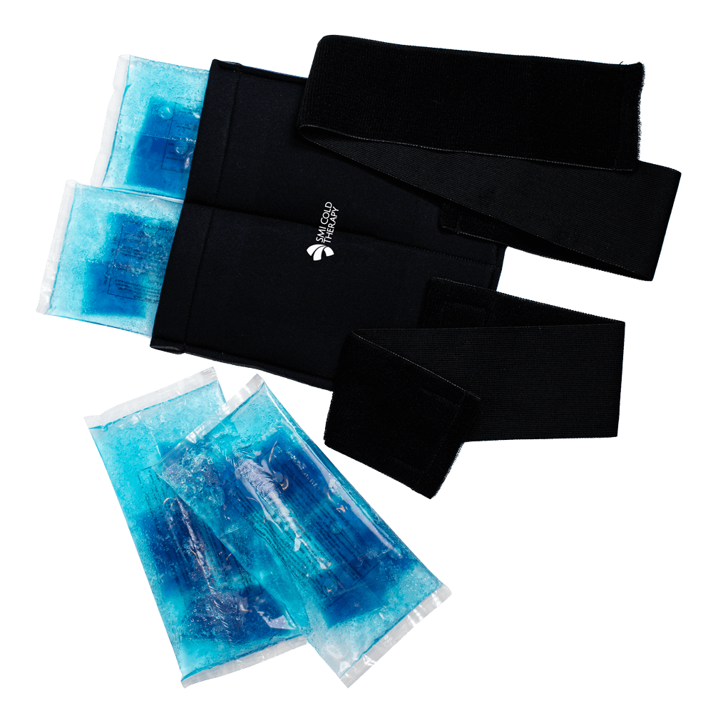 SMI Cold Therapy Wrap & Gel Bags